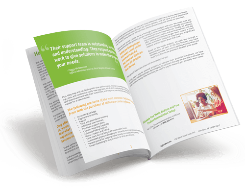 How Much Does Child Care Management Software Cost? Ebook
