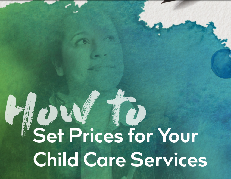 how to set prices for childcare tuition