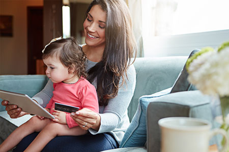 Allowing mobile payments via credit card is something parents appreciate