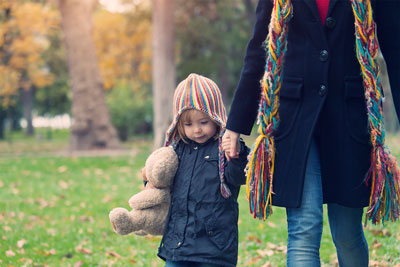 Communicate to parents about toddlers